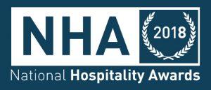 National Hospitality Awards 2018 logo