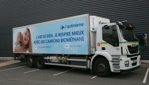 A Carrefour biomen