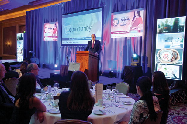 Checkout Magazine, National FMCG Awards 2015, held at the Intercontinental Hotel, Dublin. October 2015.
