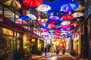 Zozimus Umbrellas