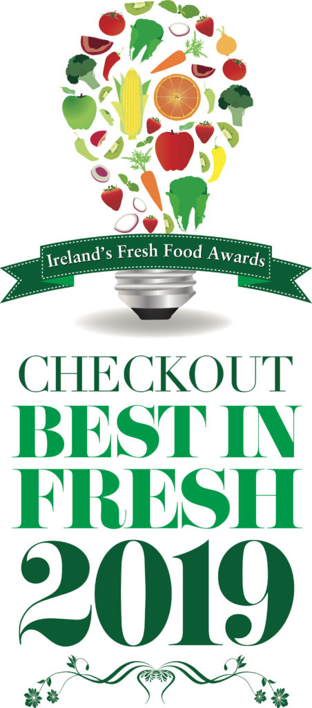 Checkout Best In Fresh Awards 2019 logo