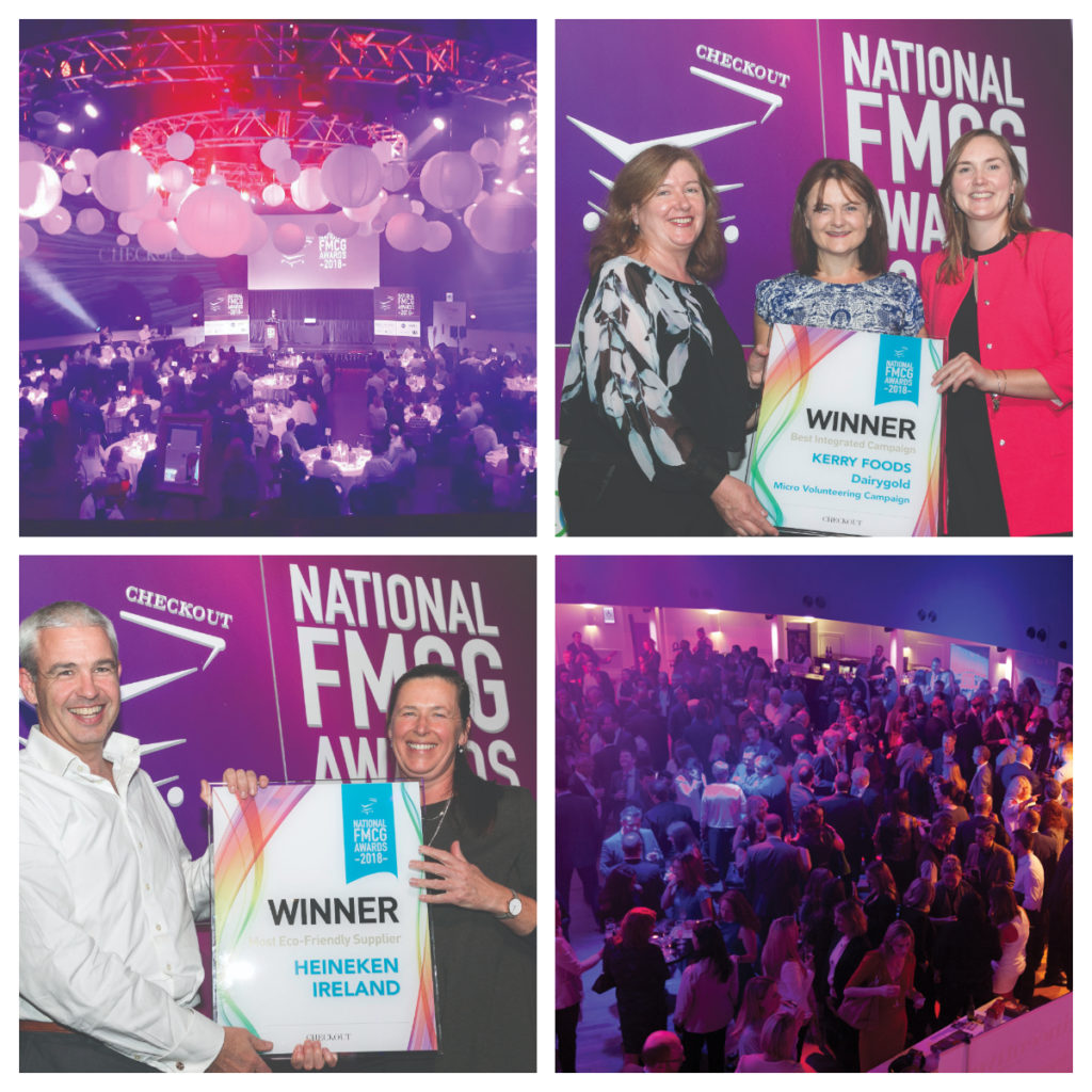 Checkout National FMCG Awards - Winners' Collage