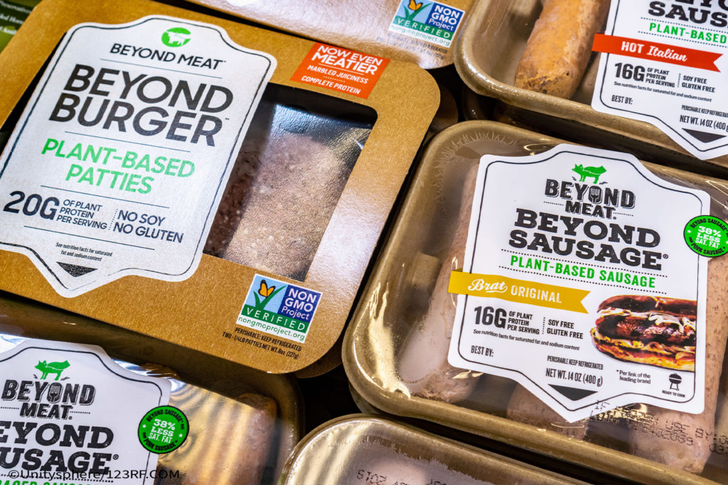 Beyond Meat Cuts Revenue Forecast As Demand From Retail Dips